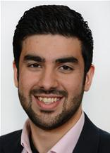 Profile image for Councillor Ali Hashem
